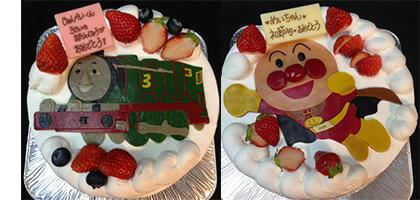 キャラクターケーキ,オリジナルケーキ,オーダー,