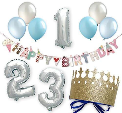 男の子 誕生日 パーティー 飾り プリンス 王冠 ハーフバースデー1歳 2歳 3歳 プレゼント (ボーイズ1・2・3),1歳,誕生日,ケーキ
