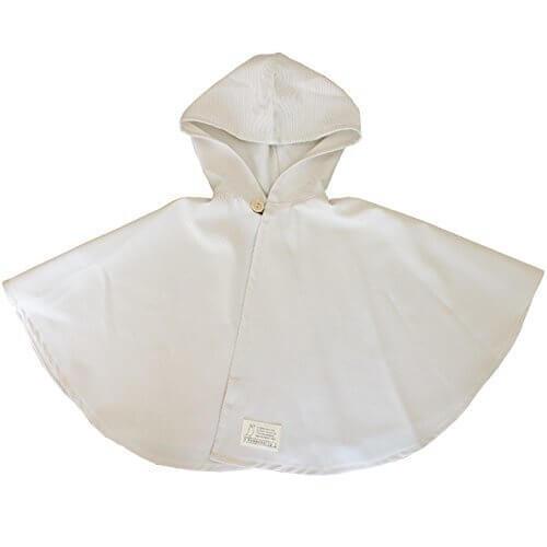 UVカットケープ ベビーポンチョ UV対策 日本製 (ベージュ),赤ちゃん,ポンチョ,