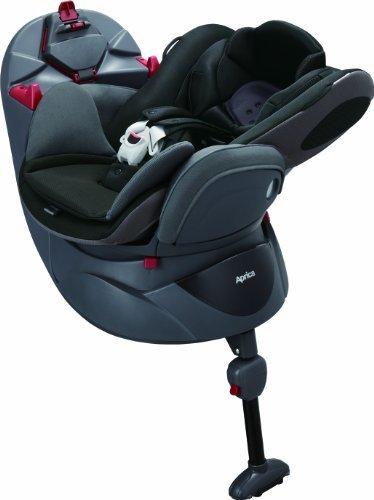 アップリカ フラディア ファディアブラック 回転式&ベッド型チャイルドシート (ヒップインナーシート付き) 93055,チャイルドシート,赤ちゃん,おすすめ