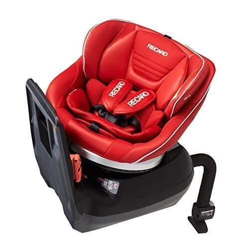 レカロ スタート イクス キルシェロト RC171.001 新生児~4歳頃までの回転タイプ より軽量・コンパクトな仕様,チャイルドシート,赤ちゃん,おすすめ
