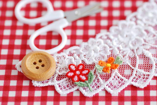 裁縫道具,ランドセルカバー,手作り,
