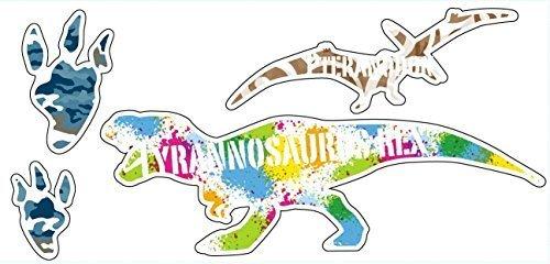 Reflector sticker 【恐竜】 反射シール リフレクター ステッカー,ランドセルカバー,手作り,