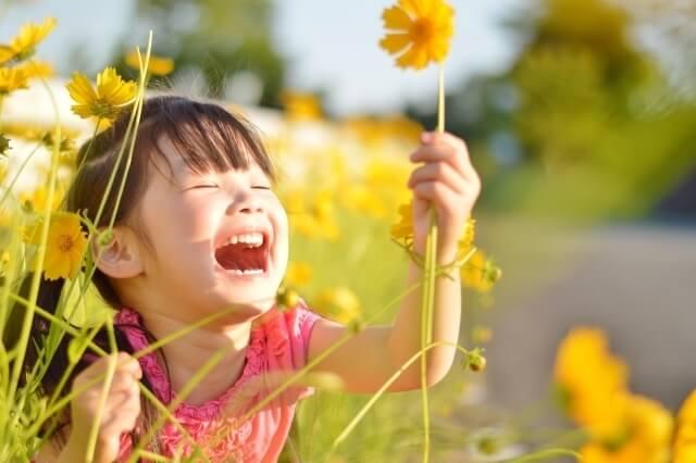 笑顔の女の子,トイレトレーニング,絵本,