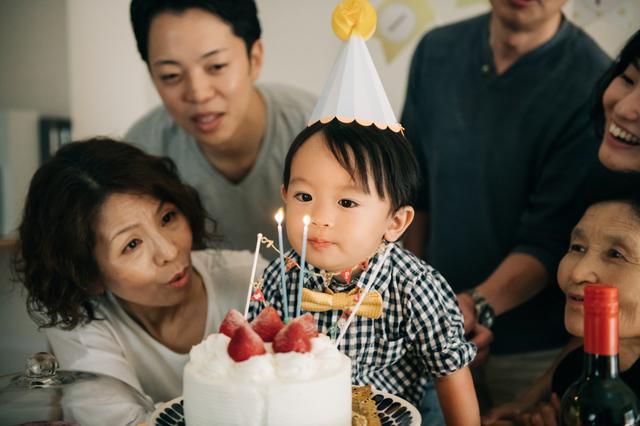 誕生日のお祝い,誕生日,絵本,