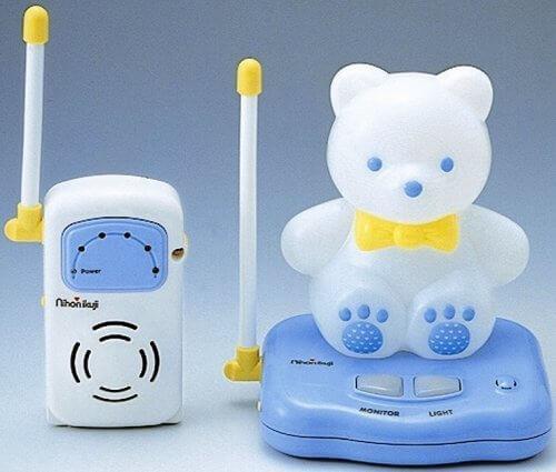 日本育児 クマさんコール NI-0115,双子,育児,