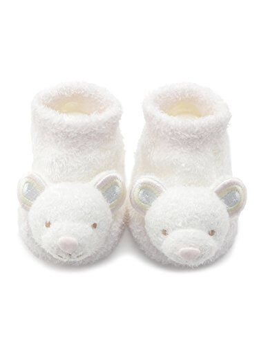 gelato pique Kids&Baby(ジェラートピケ キッズアンドベイビー)'スムーズィー'ベア baby ソックス PNK 7,出産祝い,女の子,