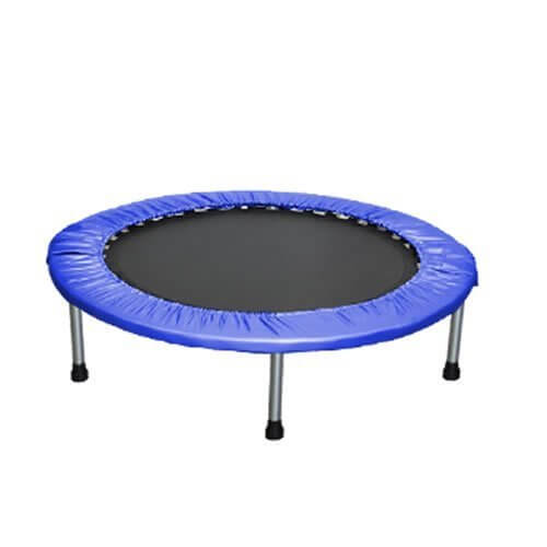 PURE RISE(ピュアライズ) トランポリン 折りたたみ式 子ども 大人 エクササイズ 102cm ブルー,トランポリン,効果,おすすめ
