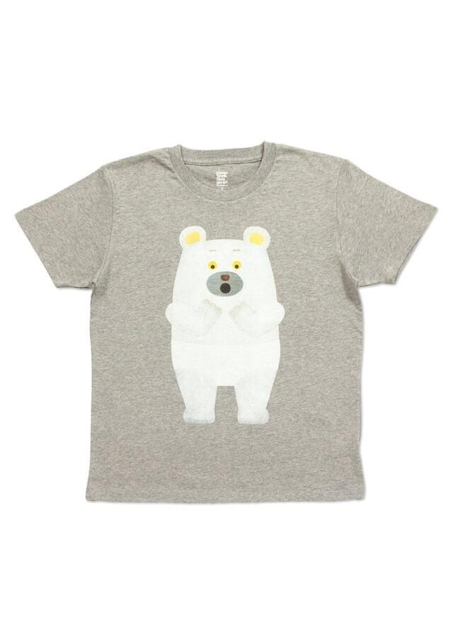 しろくまのパンツ ディスカバリー ,親子,おそろい,Tシャツ