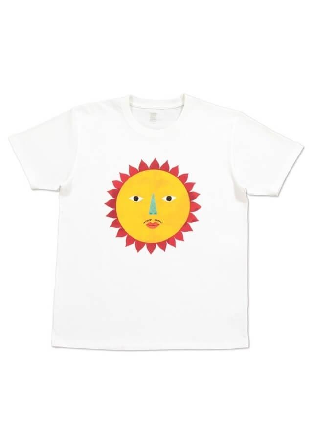 かおノート サン,親子,おそろい,Tシャツ