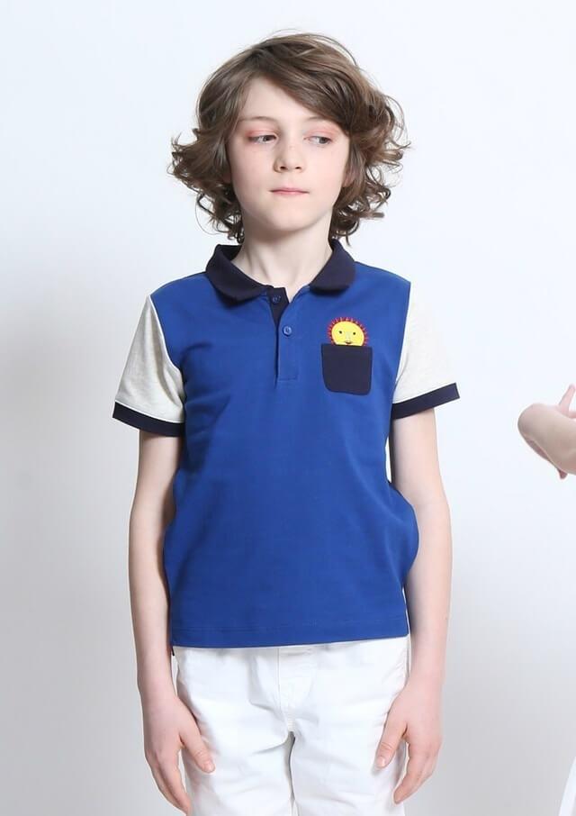 かおノート サン エンブロイダリー,親子,おそろい,Tシャツ