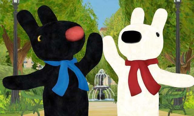 アニメ版リサとガスパール,リサとガスパール,絵本,グッズ