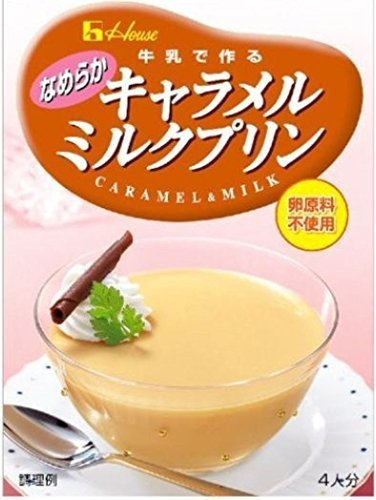 ハウス キャラメルミルクプリン 47g×5個,クリスマス,レシピ,