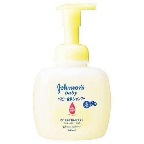 ジョンソンベビー全身シャンプー泡タイプ,ベビーソープ,液体,おすすめ
