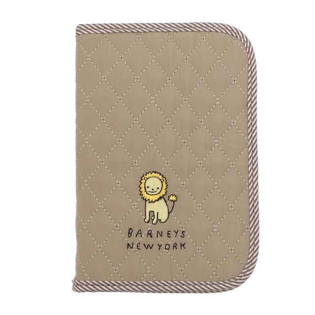 BARNEYS NEW YORK4,ブランド,母子手帳ケース,