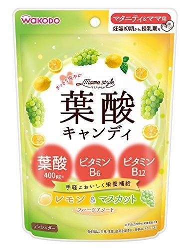 ママスタイル 葉酸キャンディ 78g,ランキング,葉酸サプリ,口コミ