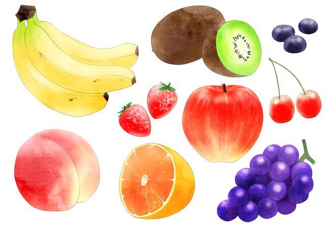 果物,離乳食初期,食材,