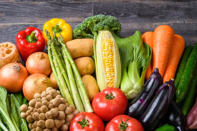 野菜,離乳食中期,食材,