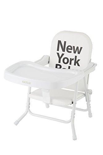 カトージ パイプローチェア ニューヨークベビー ホワイト (NewYorkBaby) 18600,ローチェア,ベビー,
