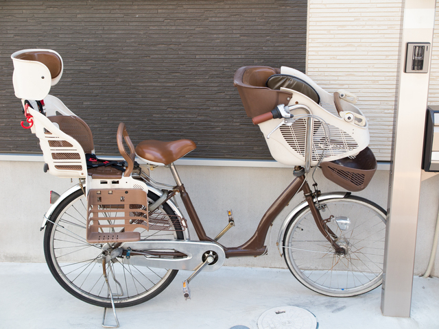 チャイルドシートつきの自転車,おしゃれ,おすすめ,子供乗せ自転車