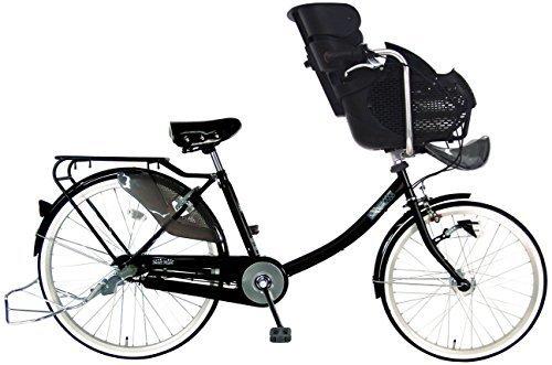 C.Dream(シードリーム) スイートママ 3人乗り対応 SWM63 26インチ 子供乗せ自転車 ブラック 3段変速 100%組立済み発送,おしゃれ,おすすめ,子供乗せ自転車
