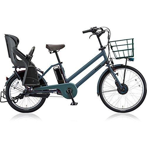 ブリヂストン(BRIDGESTONE) ビッケグリ(bikke GRI) dd BG0B48 T.Xディープグリーン 子供乗せ自転車,おしゃれ,おすすめ,子供乗せ自転車