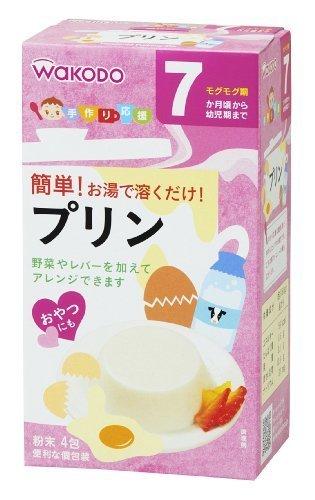 手作り応援 プリン (15g×4包)×6個,離乳食,ベビーフード,