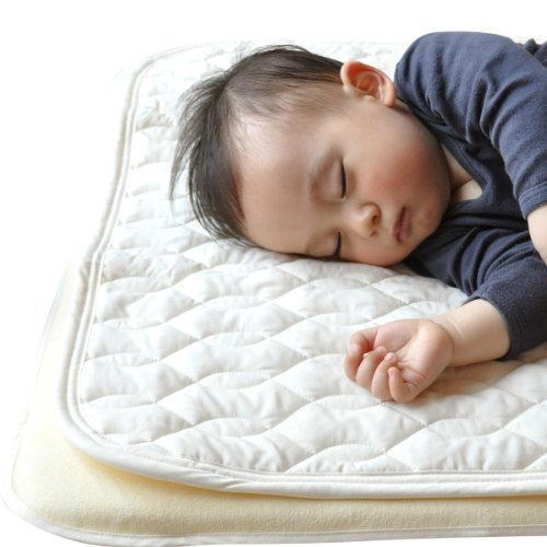 西川リビング ベビーキルトパッド 防水シーツ 2点セット 日本製 [Baby Product],ベビー布団,おすすめ,