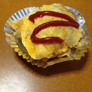 お弁当に(*^^*)キャベツ入りオムレツ★,卵,お弁当,