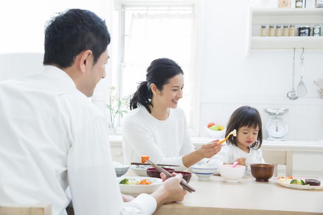 家族食卓食事,離乳食,後期,食材
