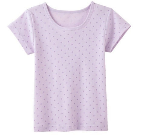 [キッズ]グンゼ 半袖丸首Tシャツ 暖さら,子ども,肌着,おすすめ