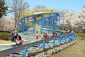 こどもの国 110mローラーすべり台,神奈川,遊園地,テーマパーク
