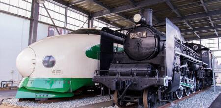 新津鉄道資料館 屋外常設展示,新潟県,電車,鉄道