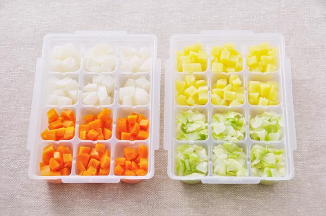かぶの冷凍保存,離乳食,かぶ,