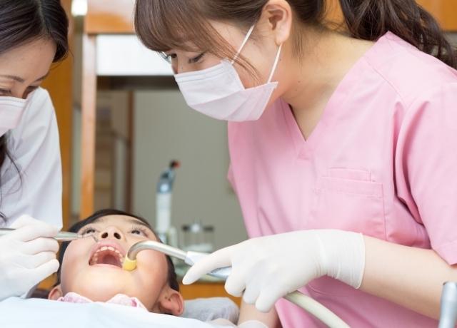 歯科助手イメージ,資格,再就職,
