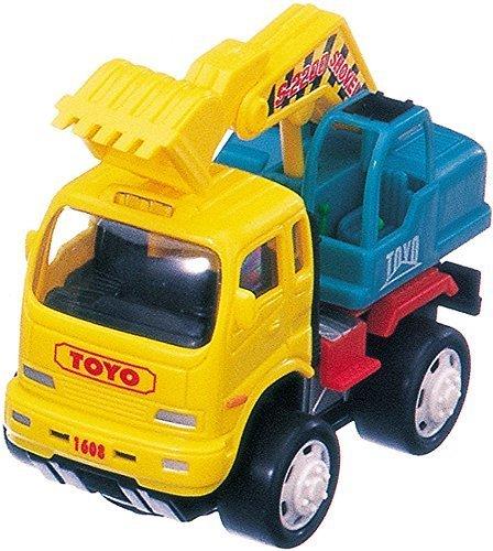 働く車 建設車車/ミニショベル,ミニカー,おもちゃ,