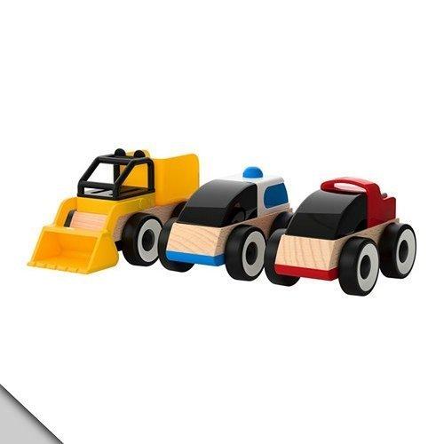 リラブー / LILLABO おもちゃ のりもの / アソートカラー/3ピース[イケア]IKEA(50185831),ミニカー,おもちゃ,