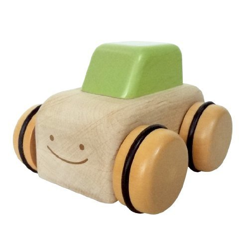 オルゴールカー/グリーン,ミニカー,おもちゃ,