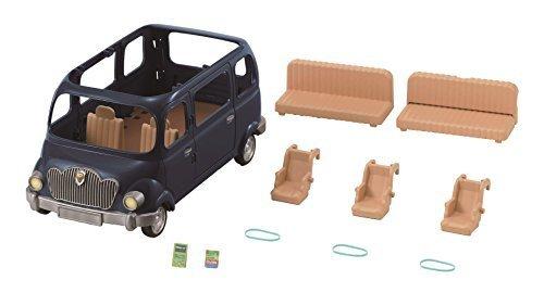 シルバニアファミリー みんなでドライブ ファミリーワゴン,ミニカー,おもちゃ,