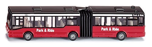 SIKU 連接バス ,ミニカー,おもちゃ,