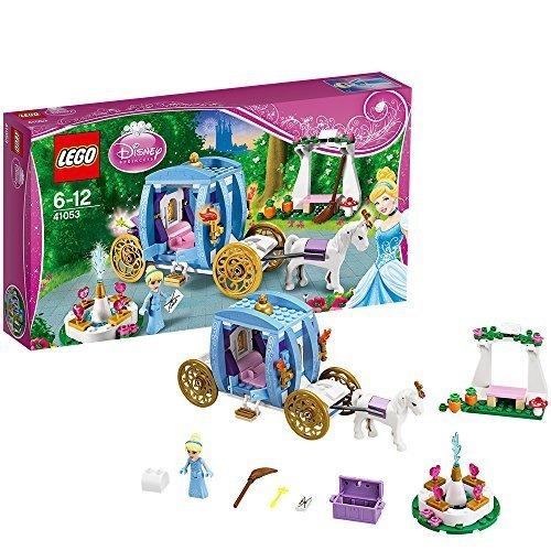 レゴ ディズニープリンセス シンデレラのまほうの馬車 ,ミニカー,おもちゃ,