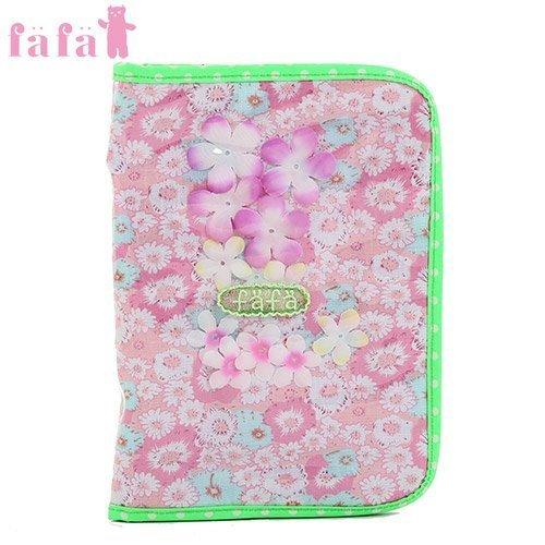 (フェフェ)fafa BABETTE DIARY CASE 母子手帳ケース PI.FLOWER ピンクフラワー L,出産準備品,