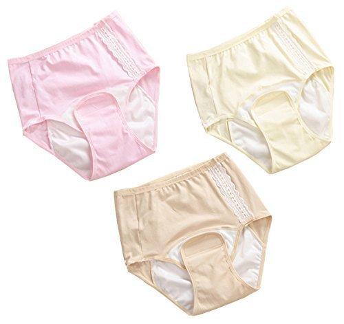 産褥ショーツ 3枚セット (XXL),出産準備品,