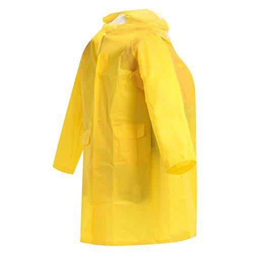 Eco Ride World キッズ レインコート ランドセル対応 (140cm) raincoat_062,ランドセル対応,レインコート,
