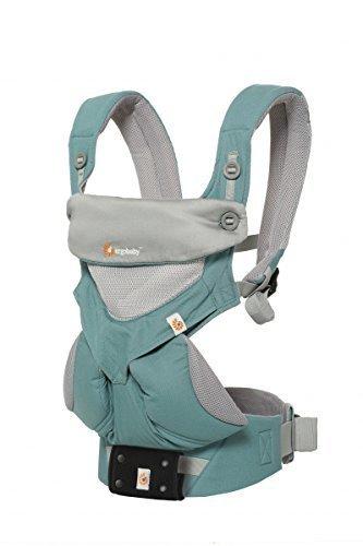 エルゴベビー(Ergobaby) 抱っこひも 前向き おんぶ 装着簡単 360/クールエア/アイスミント スリーシックスティ 【日本正規品保証付】 CREGBC360PICYMT,ランキング,抱っこひも,ママ 身長160㎝代