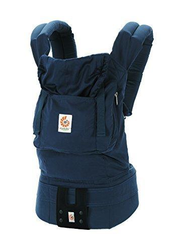 エルゴベビー(Ergobaby) 抱っこひも おんぶ 装着簡単 オーガニック/ネイビーミッドナイト【日本正規品保証付】 CREGBC12TOMNL,ランキング,抱っこひも,ママ 身長150cm未満