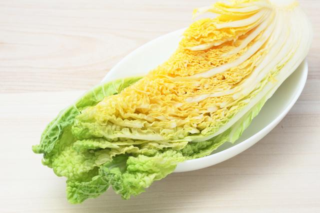 オレンジ白菜,白菜,離乳食,