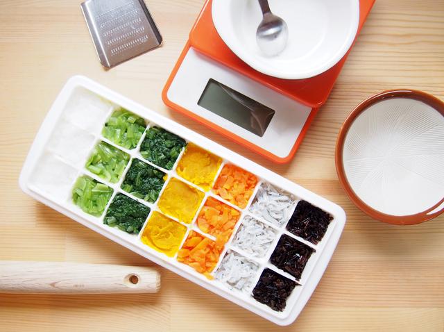 離乳食の冷凍保存,白菜,離乳食,
