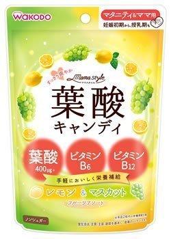 ママスタイル 葉酸キャンディ 78g,葉酸 ,サプリメント,