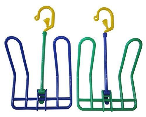 エヌケー 『丈夫な日本製シューズハンガー』 くっつん 2個組 リゾルテ 約17×28.5cm,上履き,洗い方,